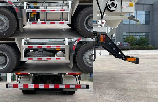 第348批《公告》之瑞江牌7.69方混凝土搅拌运输车(型号WL5316GJBZZG6CT)