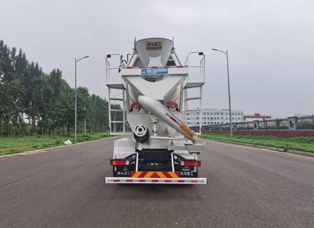 第348批《公告》之唐鸿重工牌8.0方混凝土搅拌运输车(型号XT5313GJBBJF10B)