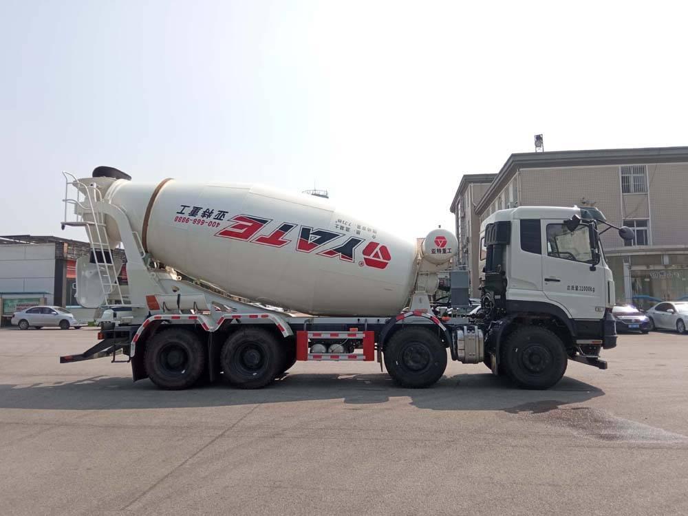 第348批《公告》之亚特重工牌7.73方混凝土搅拌运输车(型号TZ5310GJBDFDFA)
