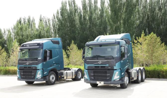 """9.9万起!沃尔沃卡车中国公布六款牵引车配置表及价格"""""""