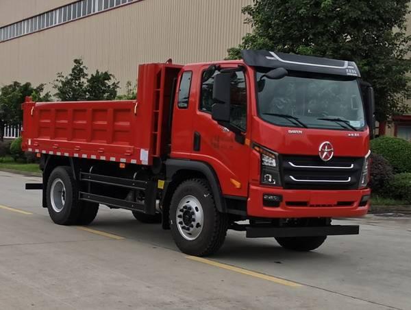 第347批《公告》之大运牌18吨自卸汽车(型号:CGC3180HDF43F)