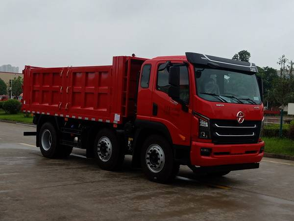 第347批《公告》之大运牌24吨自卸汽车(型号:CGC3240HDF44AF)