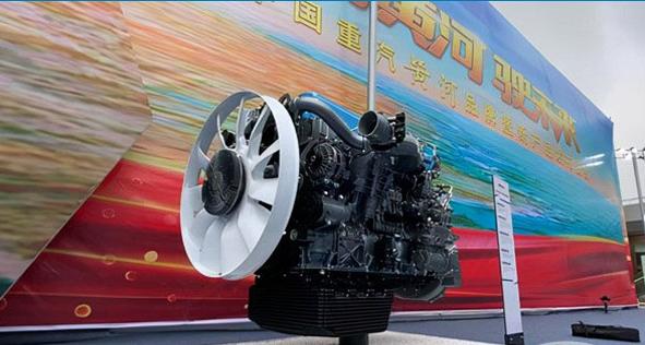 打破西方技术垄断 潍柴问鼎世界一流柴油机技术