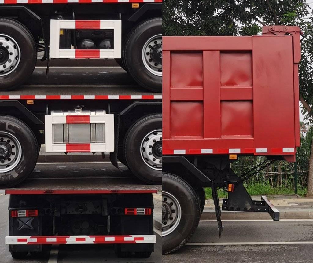 第347批《公告》之欧曼牌31吨自卸汽车(型号:BJ3319Y6GRL-91)