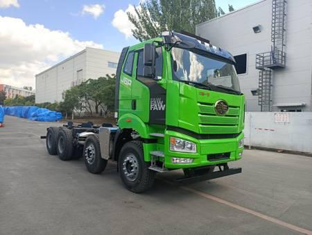 第347批《公告》之解放牌31吨平头柴油自卸汽车底盘(型号:CA3311P66K24L1BT4E6)