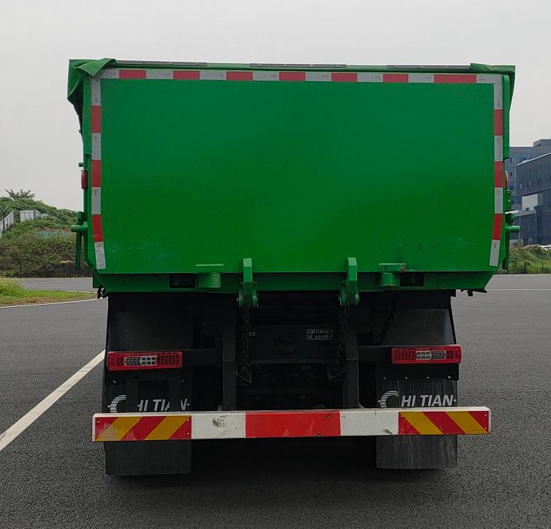 第348批《公告》之北奔牌31吨换电式纯电动自卸汽车(型号:ND3310DBXJ7Z03BEV)