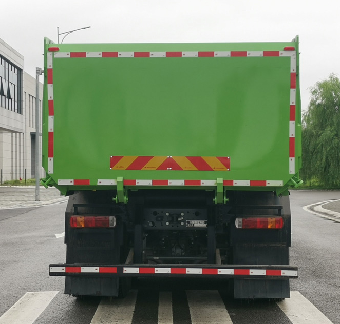 第348批《公告》之豪沃牌31吨换电式纯电动自卸汽车(型号:ZZ3312V4067Z1SEV)