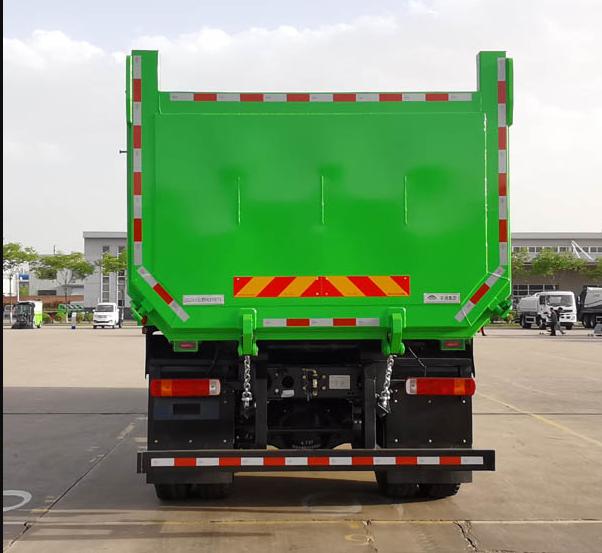 第348批《公告》之宇通牌31吨燃料电池自卸汽车(型号:ZKH3310P6FCEV)