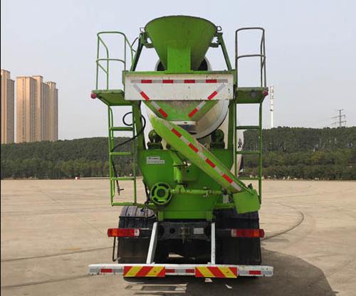 第348批《公告》之宇通牌6.86方纯电动混凝土搅拌运输车(型号:ZKH5310GJBP6BEV6)