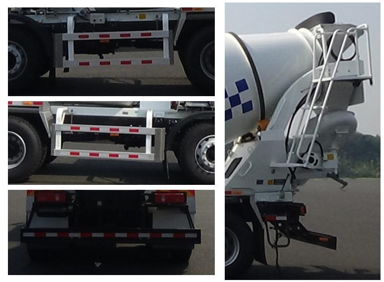 第348批《公告》之开沃牌6.99方换电式纯电动混凝土搅拌运输车(型号:NJL5310GJBZHKBEV3)