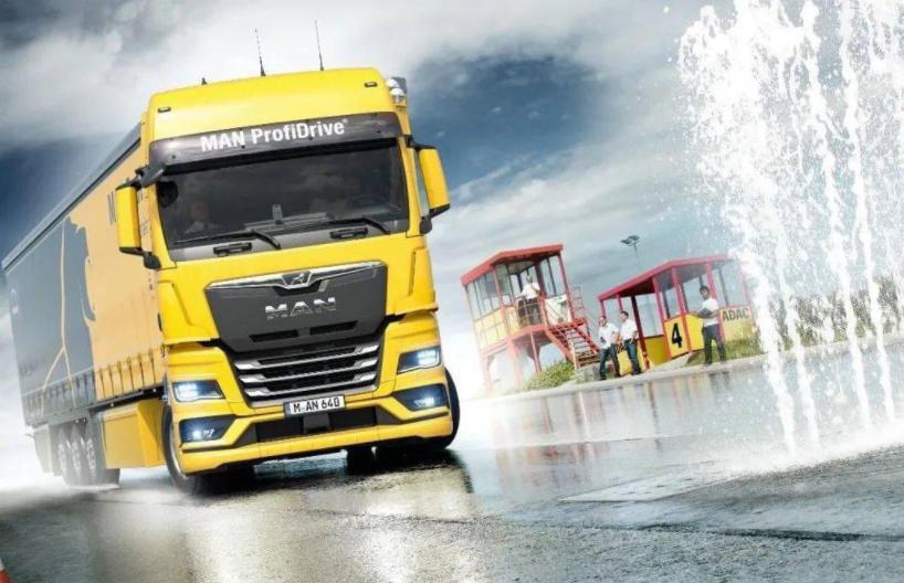 每年约7000名司机参与 专业驾驶训练40载 曼恩商用车ProfiDrive迎来40岁生日