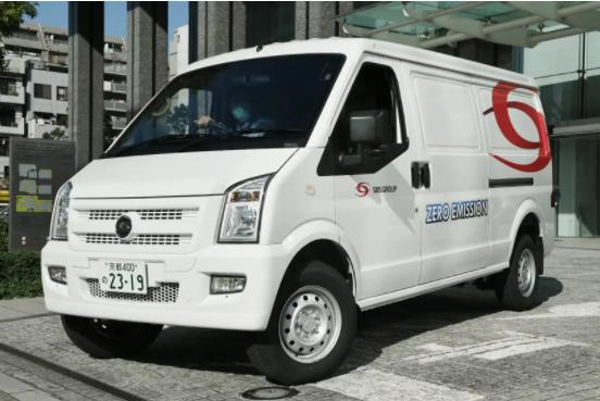 中国电动汽车制造商涌入日本卡车与客车市场
